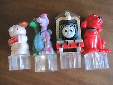 4 Easy Link Smart Keys Key Dragon Tales Clifford Thomas Train Dog Launch Pad FP