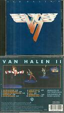 CD - VAN HALEN : II 2 / COMME NEUF - LIKE NEW