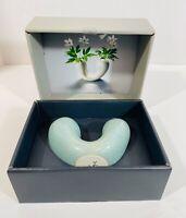Siri Seger Vase For Small Flowers Art Pottery Vase Rare Sweedish Celadon Green