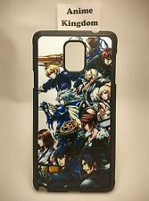 Samsung Galaxy Note 4 IV Anime Phone case Final Fantasy