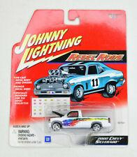 Johnny Lightning 2000 Chevy Silverado Pick Up Truck Rebel Rods