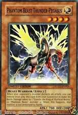Phantom Beast Thunder-Pegasus GLD2-EN013 X 3 MINT LIMITED YUGIOH YU-GI-0H