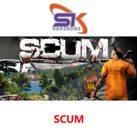 SCUM - PC Steam - Region Free【Very Fast Delivry】