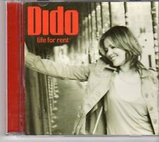 (DM269) Dido, Life For Rent - 2003 CD