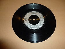 """SIOUXSIE & THE BANSHEES - Hong Kong Garden - 1978 UK injection moulded label 7"""""""