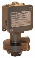 UNITED ELECTRIC DIFFERENTIAL PRESSURE SWITCH H105K