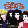 SLITS 'In the Beginning' 1977-81 Punk girls Ari Up, Viv Albertine new sealed CD