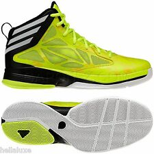 NEW~Adidas CRAZY FAST Light Basketball quick Shoe ghost adizero Rose~Men size 13