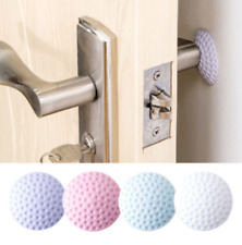 1PCS Wall Thickening Mute Door Stick Golf Styling Rubber Fender Handle Door Lock