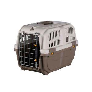Portable Pet Carrier Cat Dog Puppy Travel Cage Carry Basket Transporter Box skud