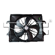TYC 622320 Radiator & Condenser Cooling Fan Assembly New with Lifetime Warranty