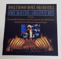 Hollywood Bowl Orchestra: Greatest Hits - John Mauceri/Patti Lapone/Peabo Bryson