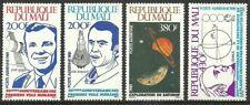 MALI 1981 SPACE ANNIVERSARIES GAGARIN SHEPHARD HERSCHEL SATURN URANUS SET MNH