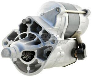 Remanufactured Starter  BBB Industries  17465