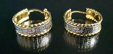 Markenloser Mode-Ohrschmuck im Creole-Stil aus gemischten Metallen