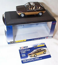 VANGUARDS FORD FIESTA MK1 1100cc Sandpiper 11 Bronze & Gold VA12511 ltd ed