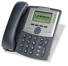 Cisco Linksys SPA942 business VoIP IP telephone (unlocked, UK power adaptor)