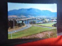 HOBART TASMANIA TASMAN  BRIDGE POSTCARD UNUSED