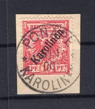 Karolinen 3I herrliches gest. Luxusbriefstück 160EUR (R4282