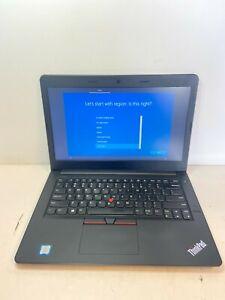 "FAST Lenovo ThinkPad E470 14"" Core i5-7200U Laptop 256GB SSD 8GB RAM Windows 10"