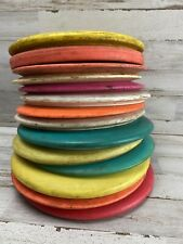 Disc Golf Lot Of 14 W/ Shoulder Bag Ready To Play!