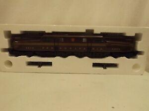 "O Williams 1/4"" scale Pennsylvania GG1 electric engine in original box"