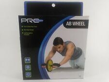 Pro Strength Ab Wheel 1 Pc Non Slip Design Lightweight Portable