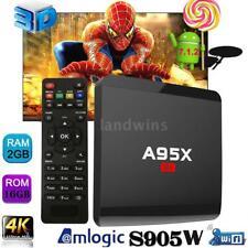 A95X R1 4K TV Box 3D WiFi S905W Quad Core Andriod 7.1.2 H.265 2G+16G Media M1V3