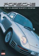 Porsche The Legendary Cars (New DVD 2002) Boxer Carrera etc