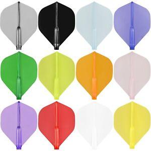 Cosmo Fit AIR Dart Flights Standard Shape 13 Plain Flight Colours 1 Set of 3