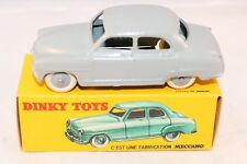 Dinky Toys 24U Simca 9 aronde in mint condition with a super box what a quality