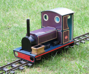 16mm SM32 or G gauge garden railway Locolines HUNSLET loco COMPLETE KIT