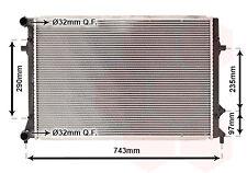 radiateur VOLKSWAGEN GOLF V / 5   R32     RADIATEUR MOTEUR   3.2  R32