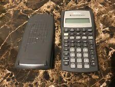 Texas Instruments BA II Plus Financial Calculator (Good Condition)