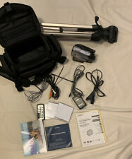 Sony Handycam DCR-DVD308 MiniDVD Digital Video Camera Recorder Camcorder Tested