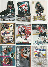ERIC LINDROS 1997-98 PARAMOUNT ICE BLUE #134