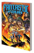 FANTASTIC FOUR VOL #3 DOOMED TPB Matt Fraction Marvel NOW Comics #9-16 TP