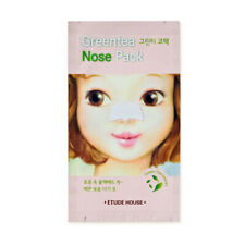 [ETUDE HOUSE] Greentea Nose Pack x 10pcs / Korean Cosmetics