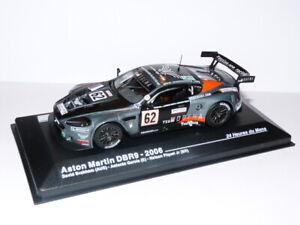 24H40 voiture 1/43 IXO 24 Heures Le Mans : ASTON MARTIN DBR9 2006 Brabham