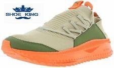 PUMA Men's Tsugi Jun ANR Tan/Olive/Orange 367701 01 SHOES  Mens Sneakers Khaki