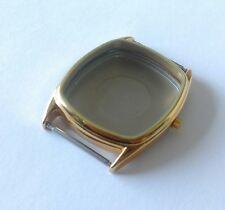 Omega Deville  Quartz Watch Case 196.0207 Cal 1332 Genuine Swiss New Old Stock