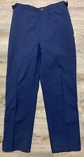 Tourney *Gore-Tex* Navy Blue waterproof golf rain pants ~ mens XL