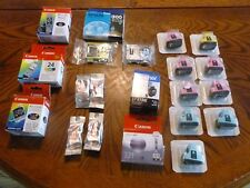Ink Cartridges - Includes LOT of 21 - Sealed - Genuine! FREE SHIPPING