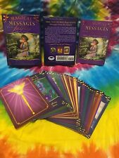 Magical Messages From The Fairies Oracle Cards 44, guidebook boxed Doreen Virtue