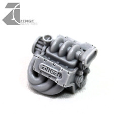 Zinge Industries V6 Turbo Engine Vehicle Conversion Bits New S-ENG03