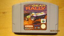 TOP Gear Rally für Nintendo 64 n64. Wagen NUR. PAL