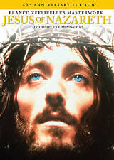 Jesus of Nazareth: The Complete Miniseries (DVD Video)