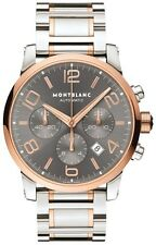 MODEL: 107321 | BRAND NEW MONTBLANC TIMEWALKER CHRONOGRAPH MEN'S AUTOMATIC WATCH