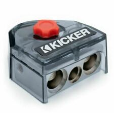 Kicker 46Bt4 Car Audio Positive - Negative Power Wire Cable Battery Terminal Bt4