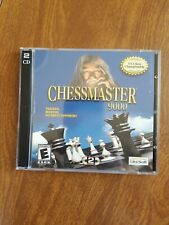 Ubisoft ChessMaster 9000 2 X CD-ROM PC Game
